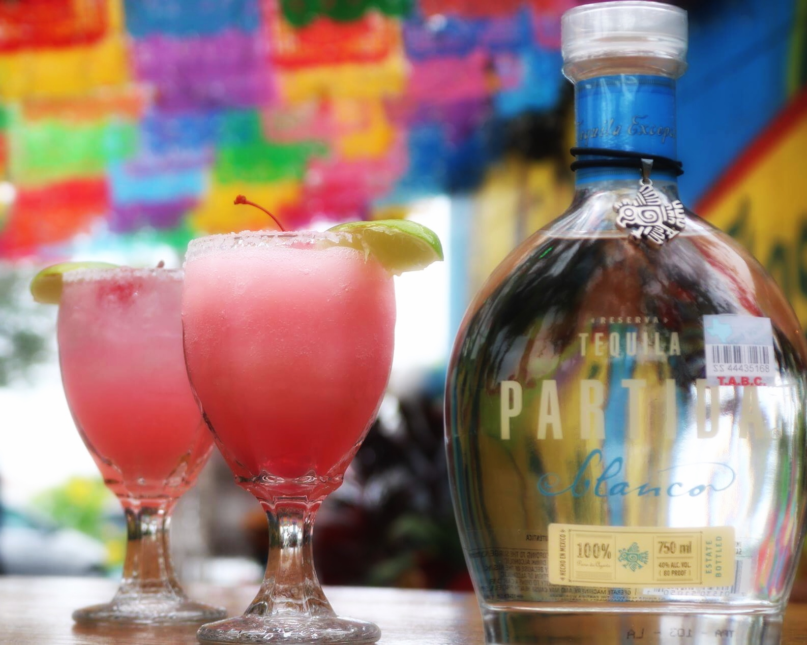 La Familia Cortez partners with Partida Tequila for Breast Cancer Awareness Month