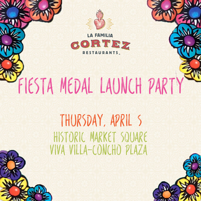 Fiesta Medal Launch Party