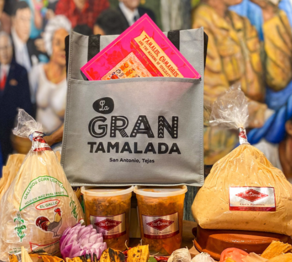 At-Home Tamalada Kits Available as Part of 2020's Virtual La Gran Tamalada