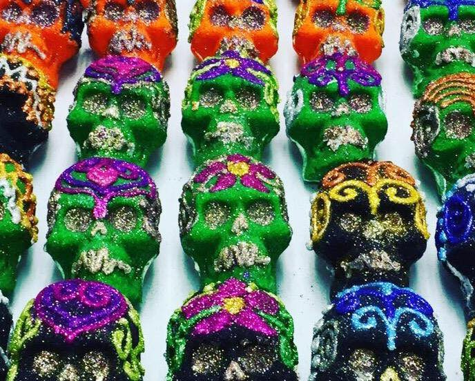 Join us for a Kids Dia de los Muertos Sugar Skull Workshop