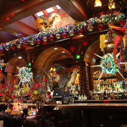 New Year's Eve Celebración at Mariachi Bar!